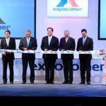 Expocomer reunió expositores empresariales provenientes de 37 países de la región.