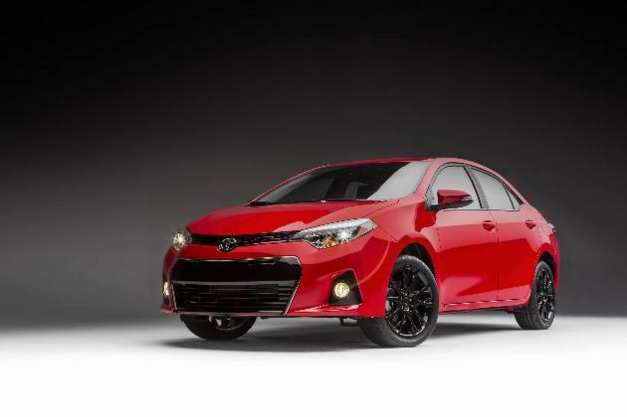 Imagen de un Toyota Corolla Special Edition 2016. La nueva planta de Toyota en México implicará una inversión de $1,000 millones, según informó el fabricante de autos.