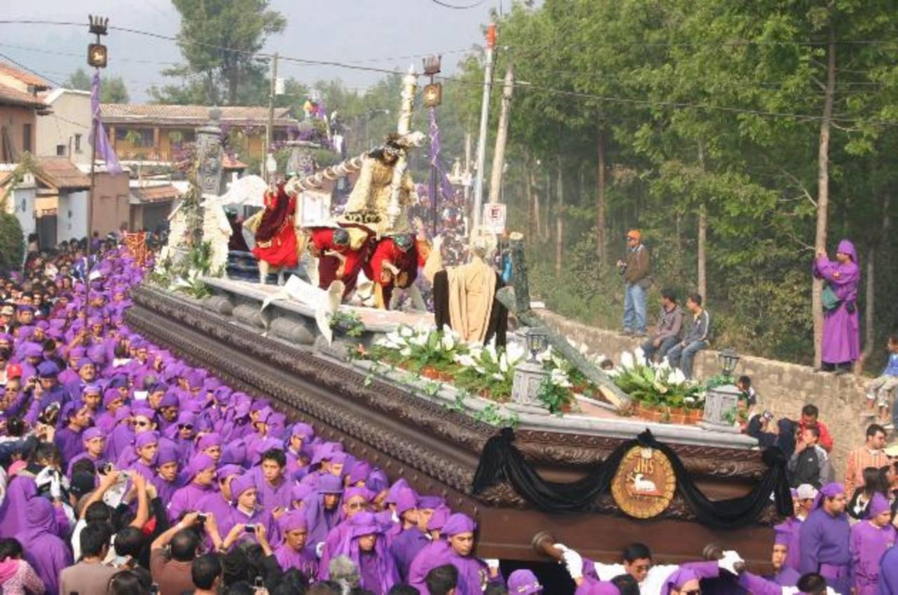 Guatemala espera más de 317,000 turistas para Semana Santa