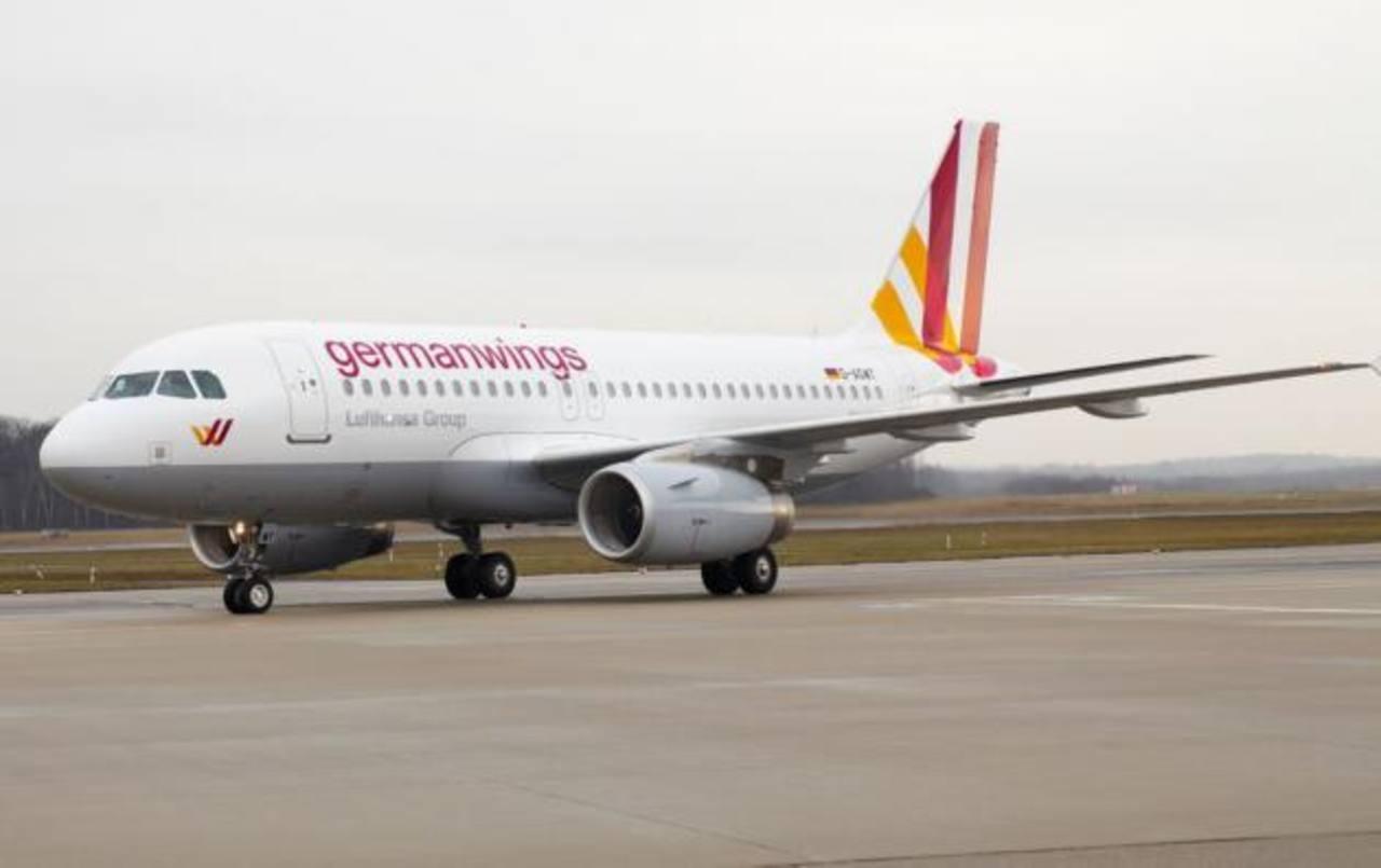 Evacuan avión de Germanwings tras amenaza de bomba