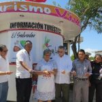 El municipio de San Lorenzo cuenta con un sitio que permitirá ofrecer información turística. Foto EDH / Díaz Zambrano