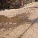 La comuna realizó mejoras viales en la cabecera, y debido a reparaciones de la Anda fueron dañadas. Foto EDH / i. Mendoza