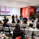 Invitados hablaron de sus experiencias. Foto EDH / Jorge reyes