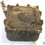 La segunda caja negra recuperada del avión de Germanwings, que se estrelló en Los Alpes franceses el 24 de marzo. foto edh / efe