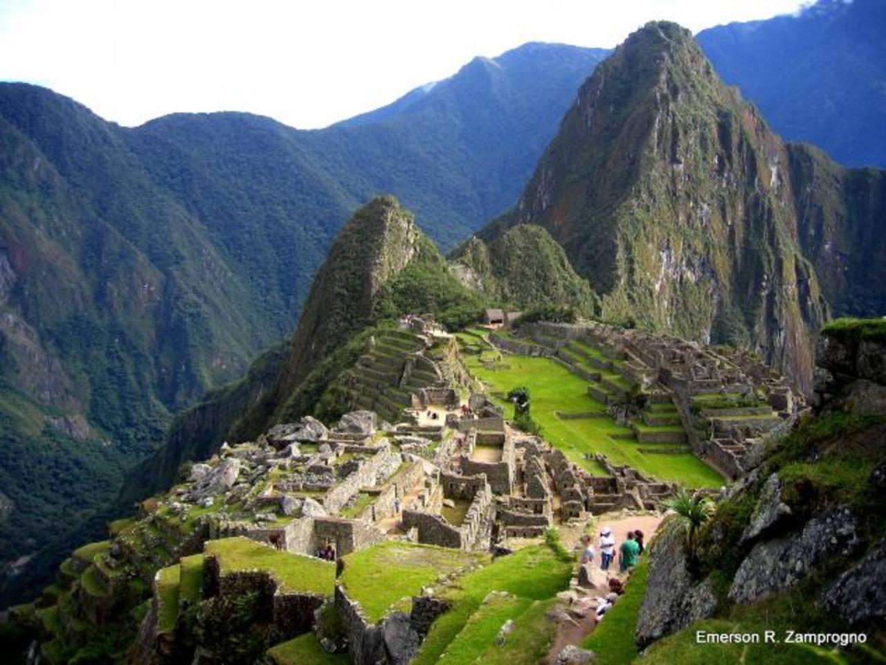 Las imágenes panorámicas del sitio arqueológico de Perú se difundirán a través del servicio de Google.