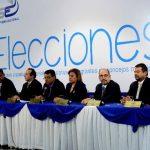 TSE declara en firme los resultados electorales