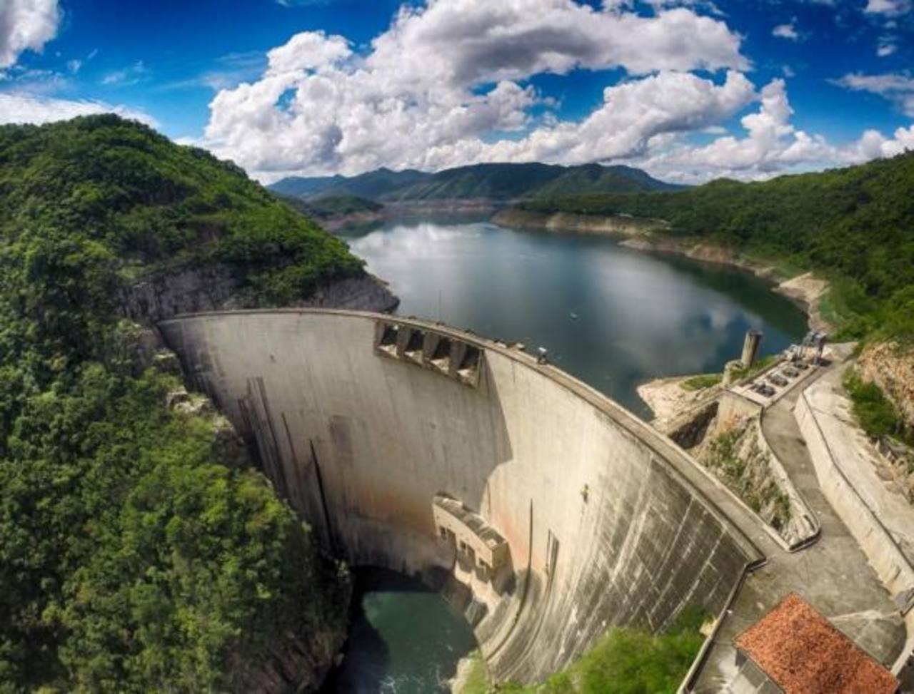El complejo brinda el 9.6 % de la oferta eléctrica.