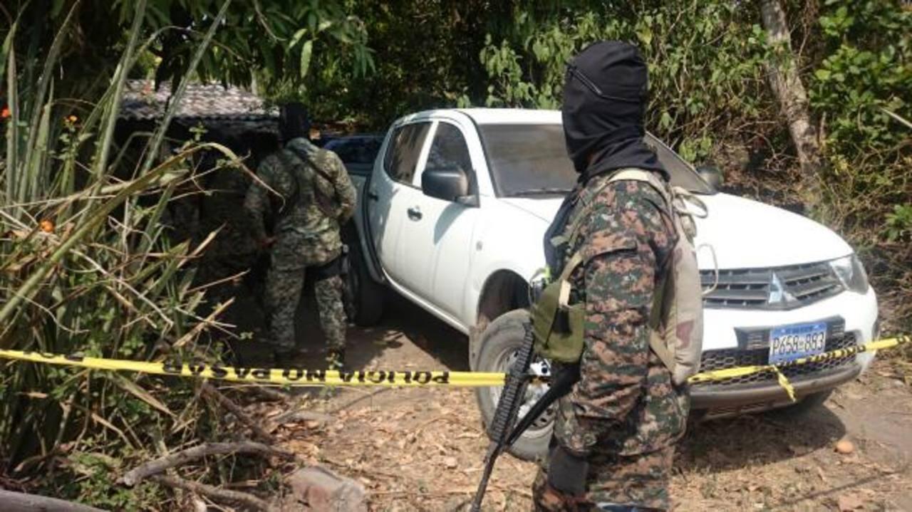 Un soldado murió tras ser atacado en su vivienda en San Luis La Herradura, La Paz.