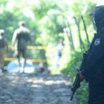 Matan a tres hombres en San Vicente