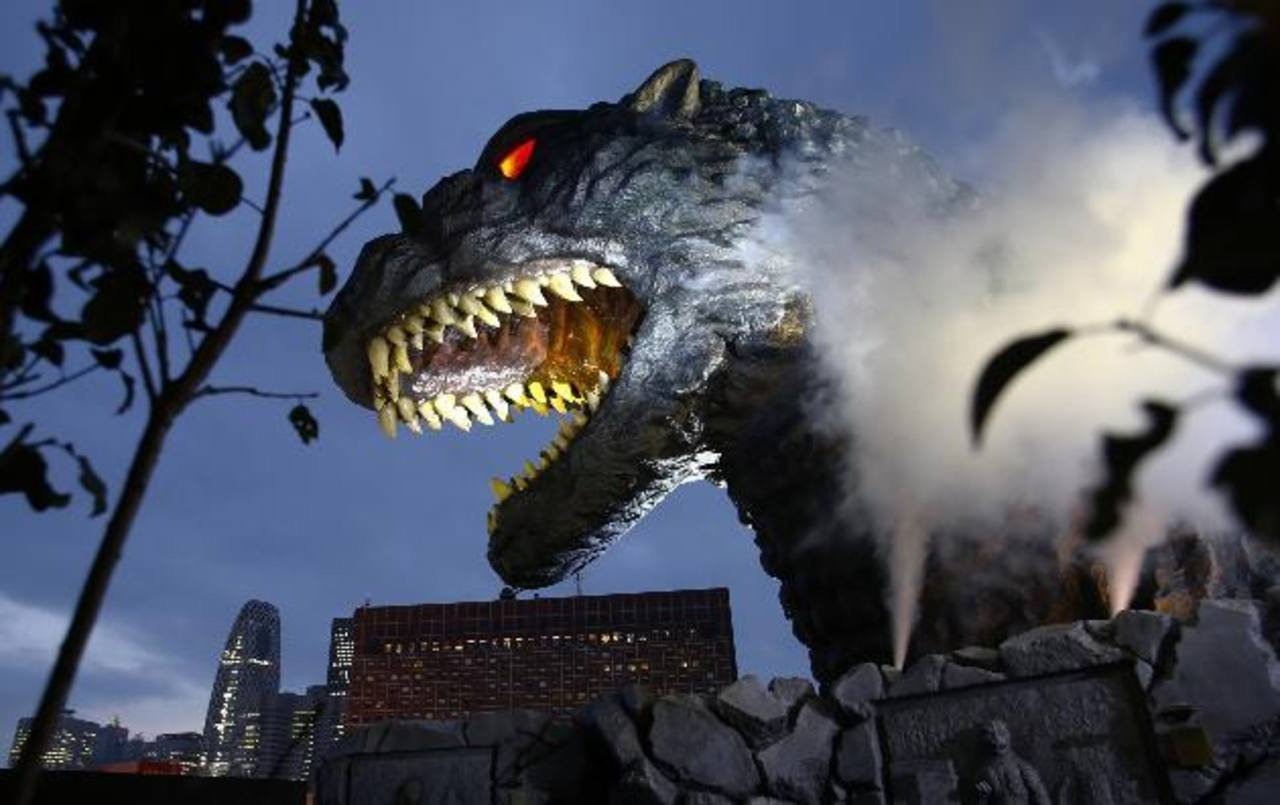 Tokio nombra a Godzilla ciudadano y embajador de turismo