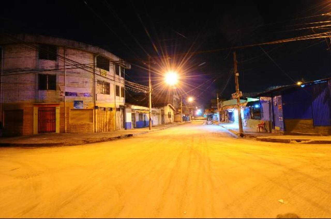 Suspenden aseo en centro de San Salvador por supuesto toque de queda de pandillas