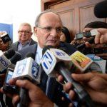 Hato Hasbún deja su cargo en la Presidencia