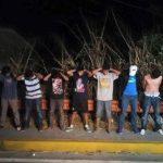 Detenidos en vías de investigación por ataque a Sistema de emergencias 911 en San Marcos.