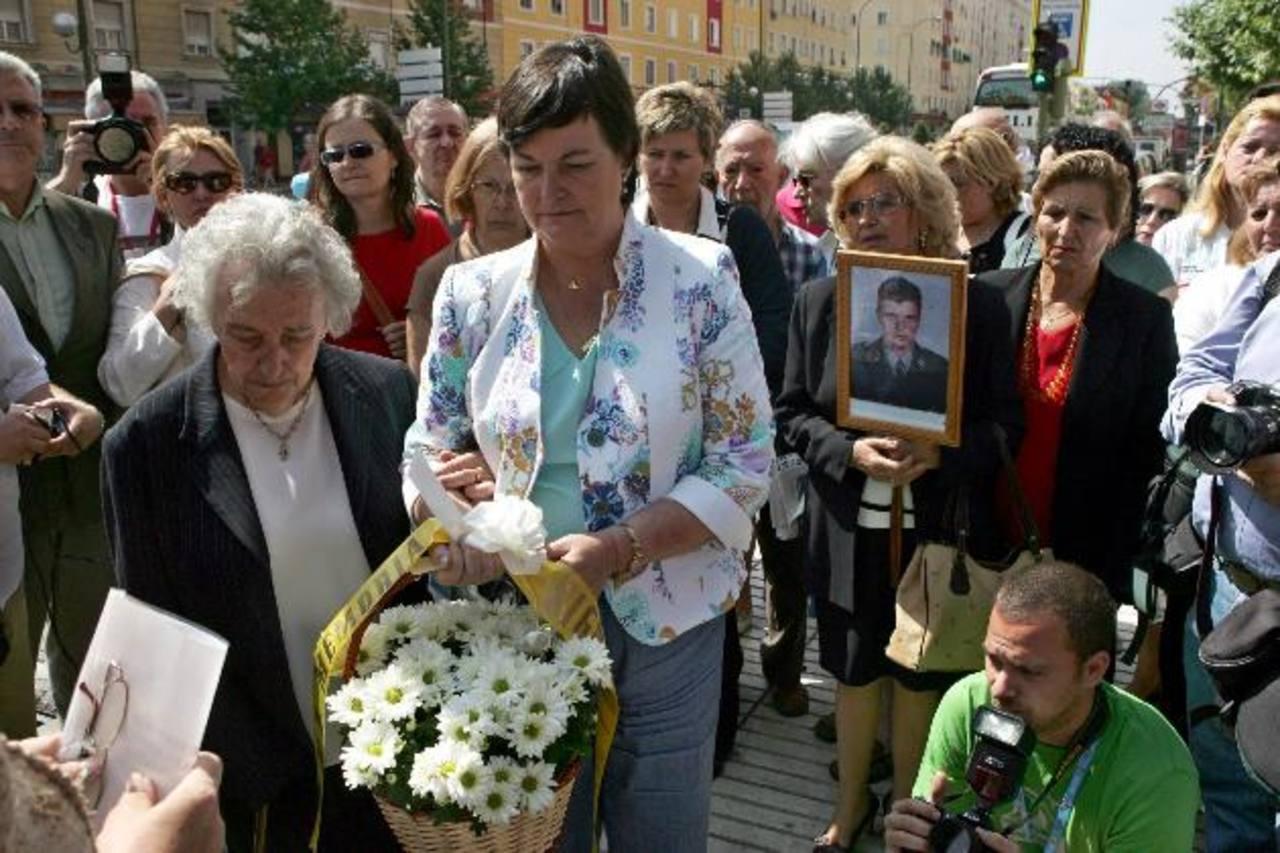 Los atentados del 11 de marzo de 2004 (conocidos también por el numerónimo 11-M) ocurrieron en Madrid, España.