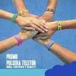 Creo en ti es el mensaje clave de la campaña de recolección Teletón a beneficio de los salvadoreños.