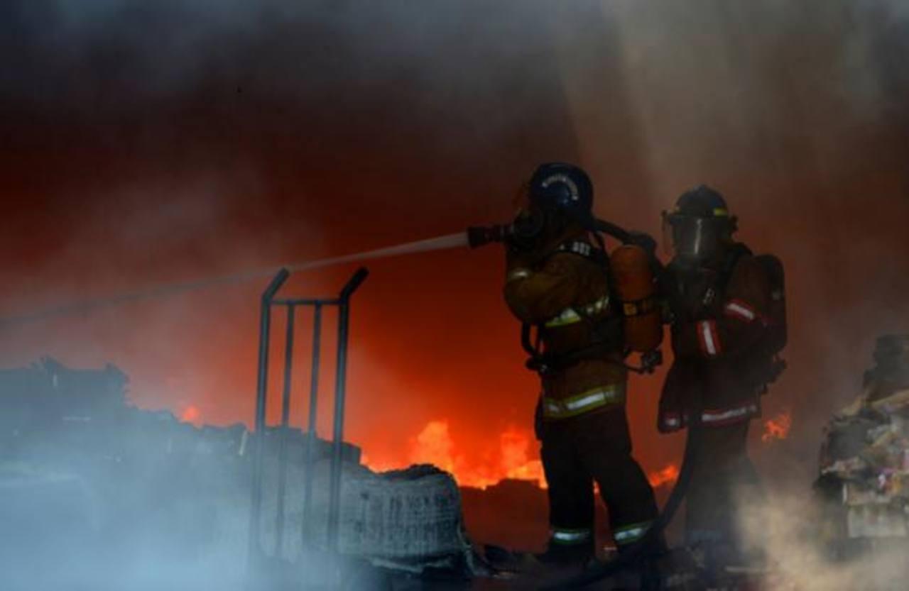 Más de 40 heridos en un incendio en una residencia estudiantil de Moscú