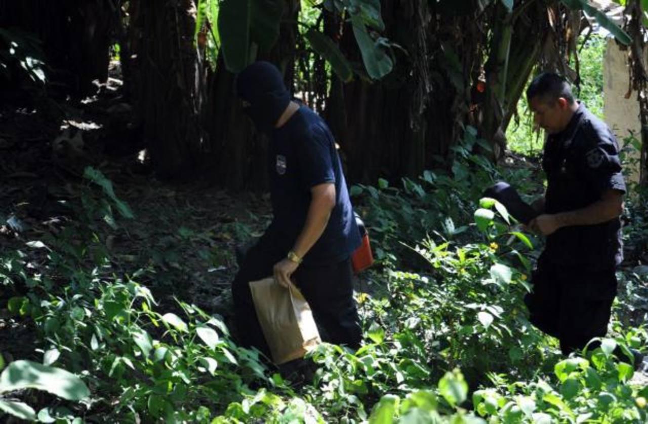 Hallan cabeza de custodio de Centros Penales en La Paz