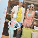 La línea de verano ofrece productos para hombres, mujeres y niños. Foto EDH /David Rezzio
