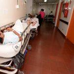 Paro parcial de labores en el hospital Zacamil
