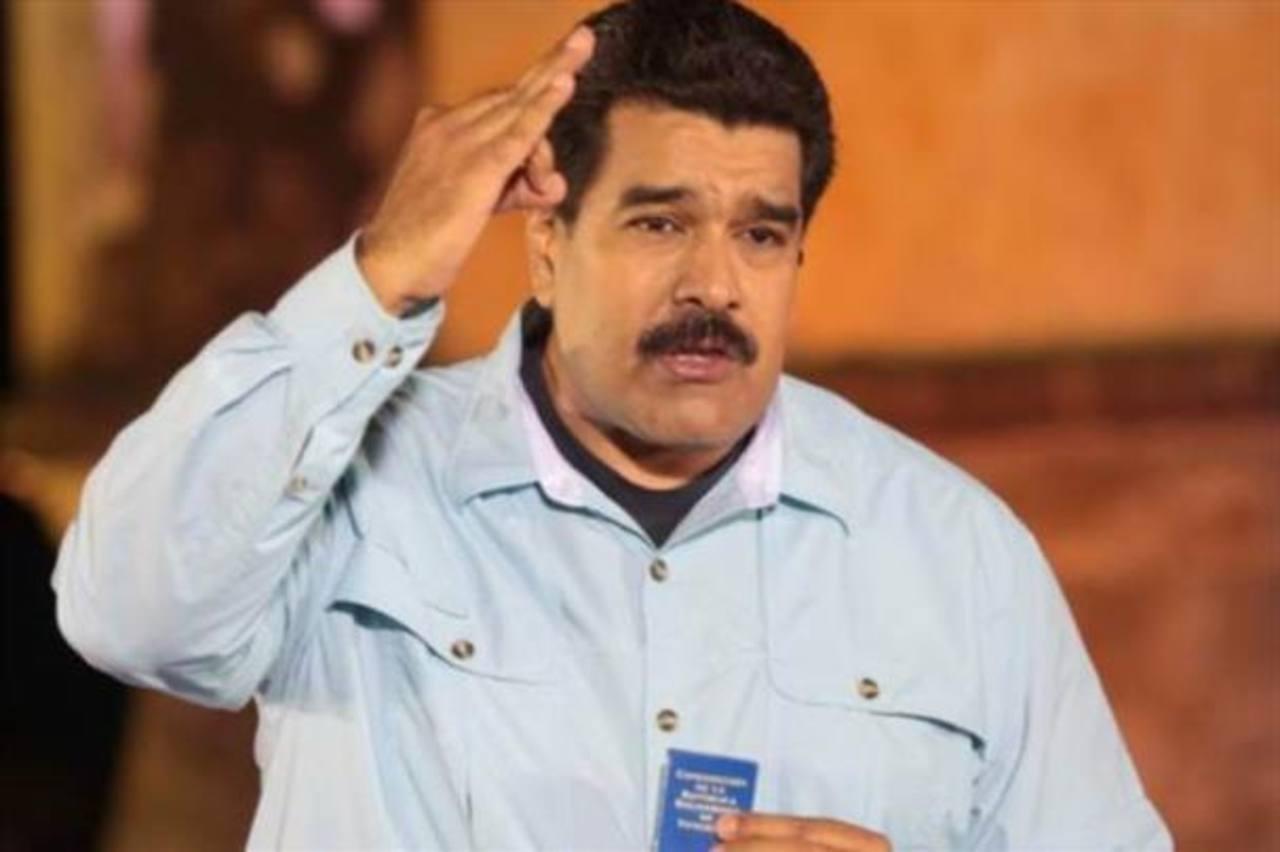 """Maduro al Parlamento español: """"vayan a opinar de su madre"""""""