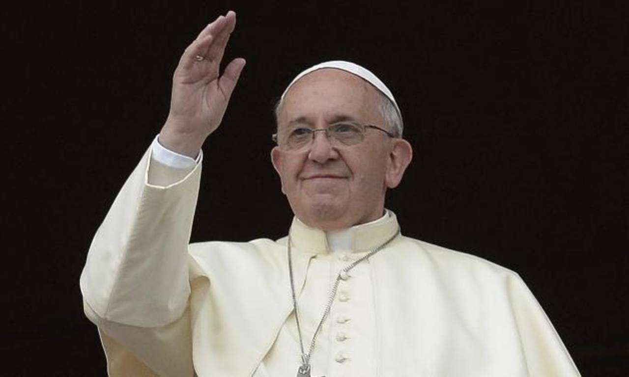 El papa Francisco figura en la categoría de iconos. fotos EDH