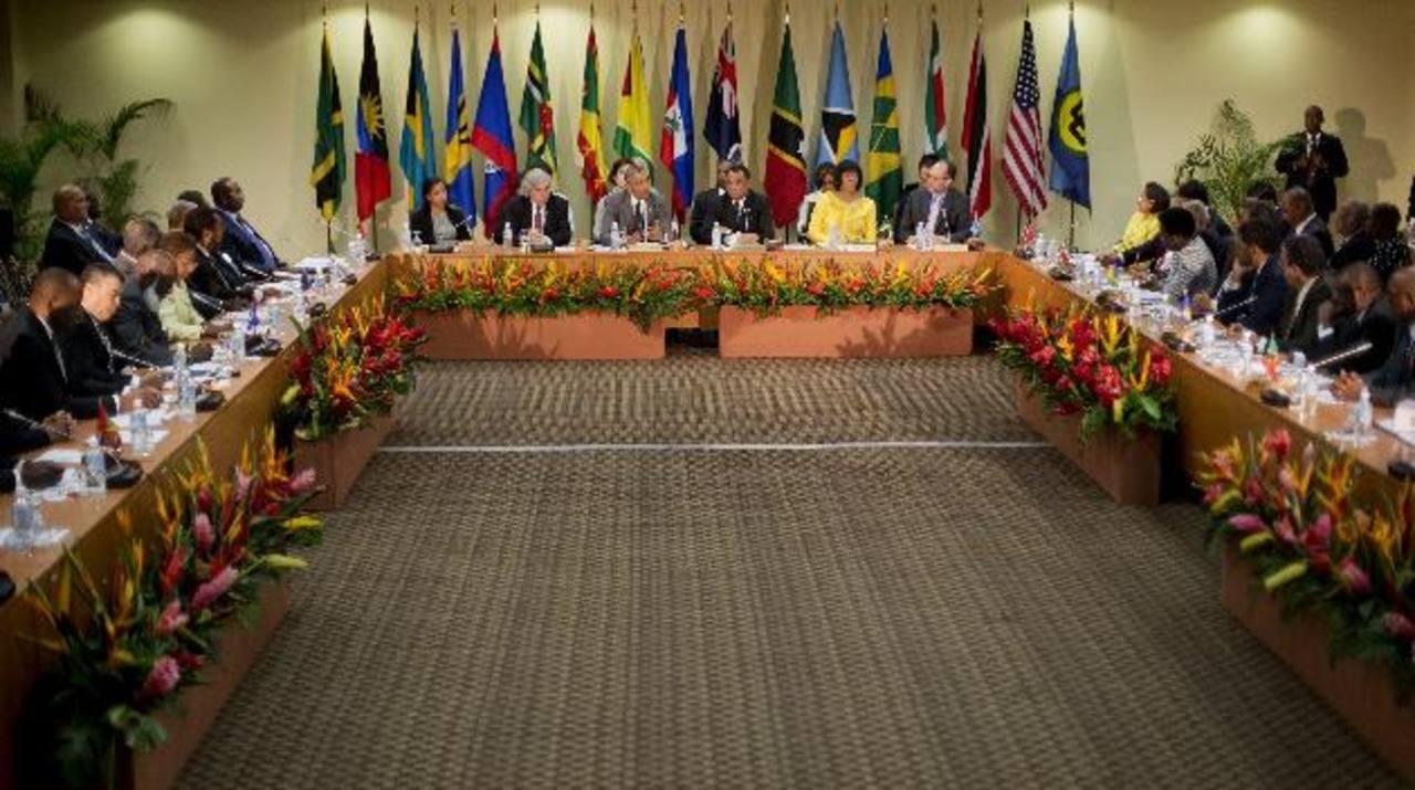 """Estados Unidos apoyaría la creación de un """"nuevo paradigma"""" energético en el Caribe, lo cual restaría protagonismo al crudo venezolano. FOTO EDH / ap"""