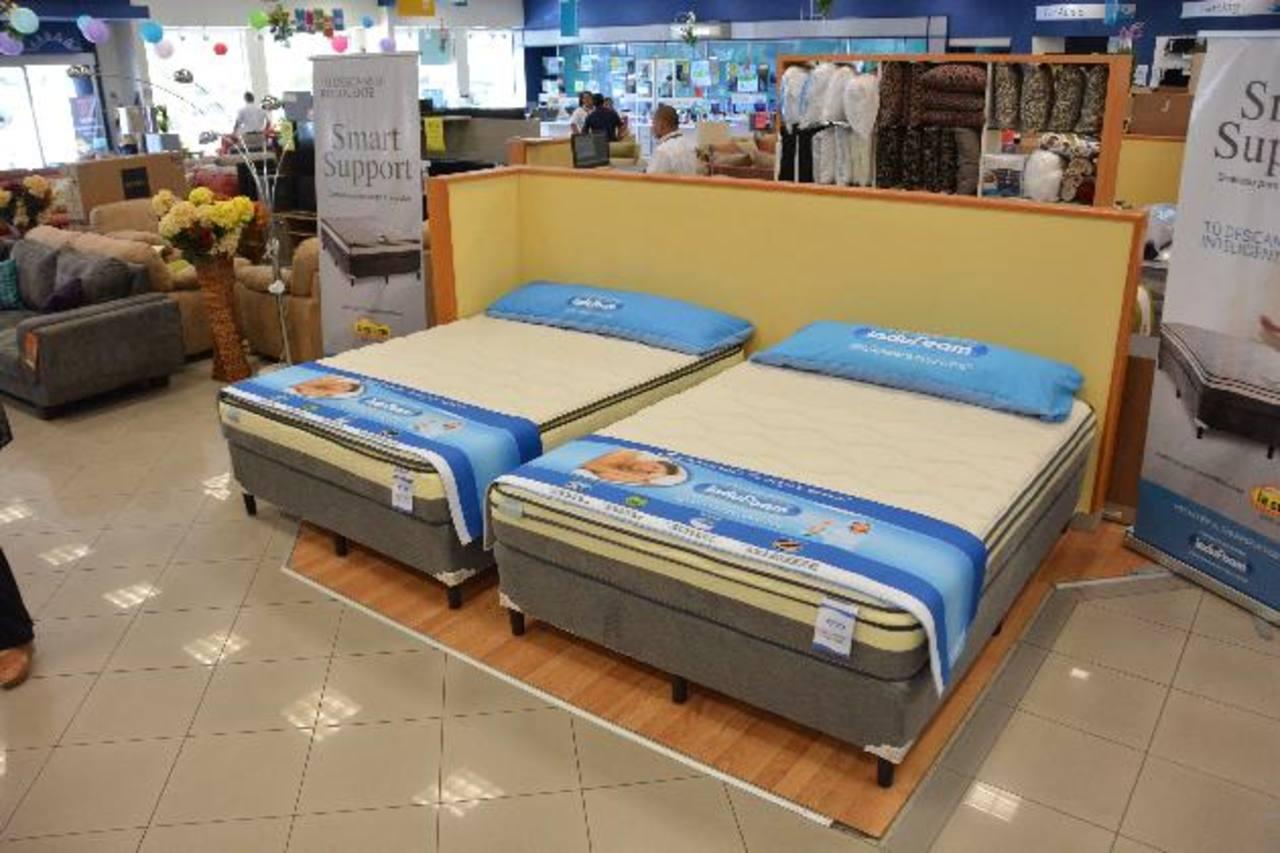 La Curacao presentó línea de camas exclusivas Indufoam | elsalvador.com
