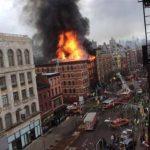 Explosión en edificio de Nueva York se debió a fuga de gas, confirma alcalde