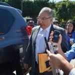 Presidente de CEL reitera ante juzgado acción civil por $280 Mlls.