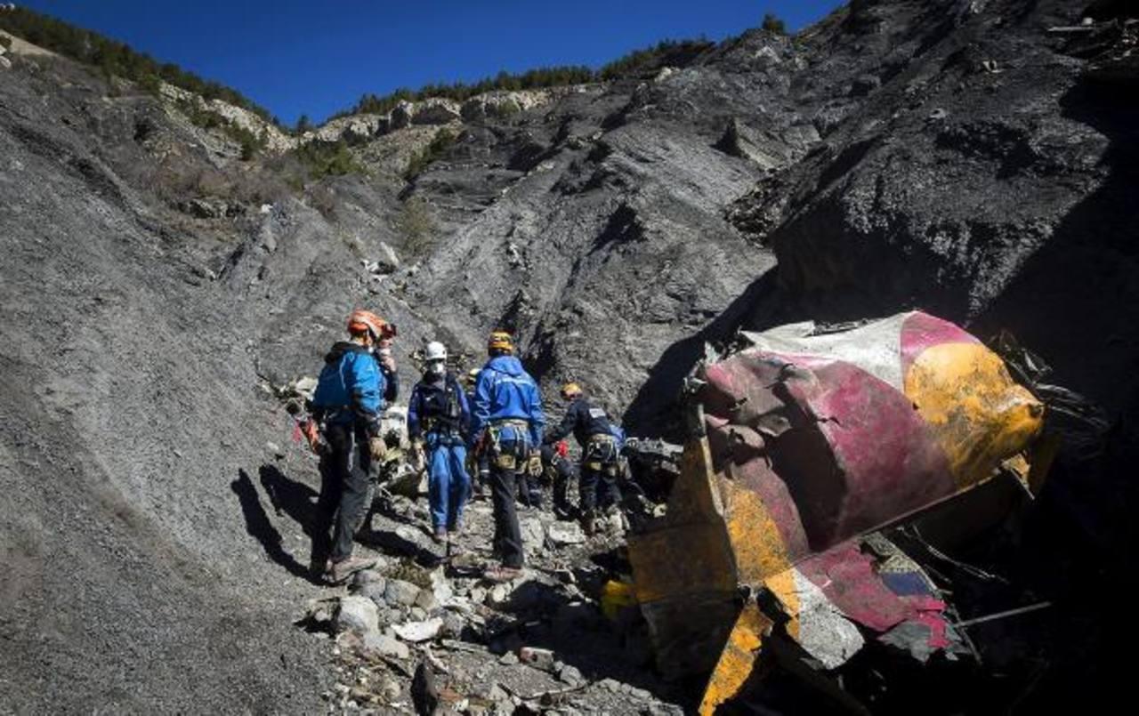 La semana pasada, Francia culminó la búsqueda de cuerpos de la tragedia aérea.