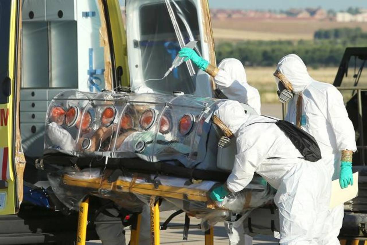 EE.UU. recibirá a un trabajador sanitario infectado de ébola en África