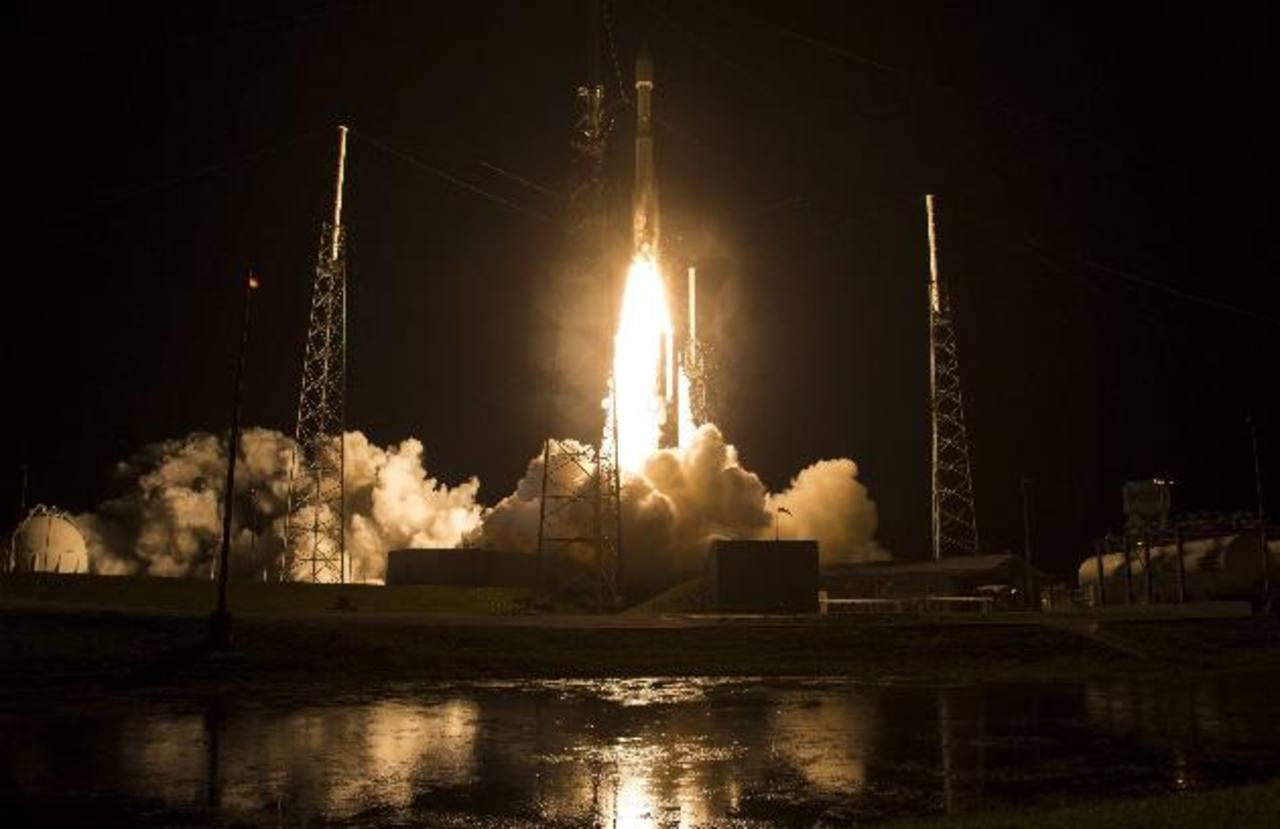 La NASA lanza misión pionera para estudiar el campo magnético de la Tierra
