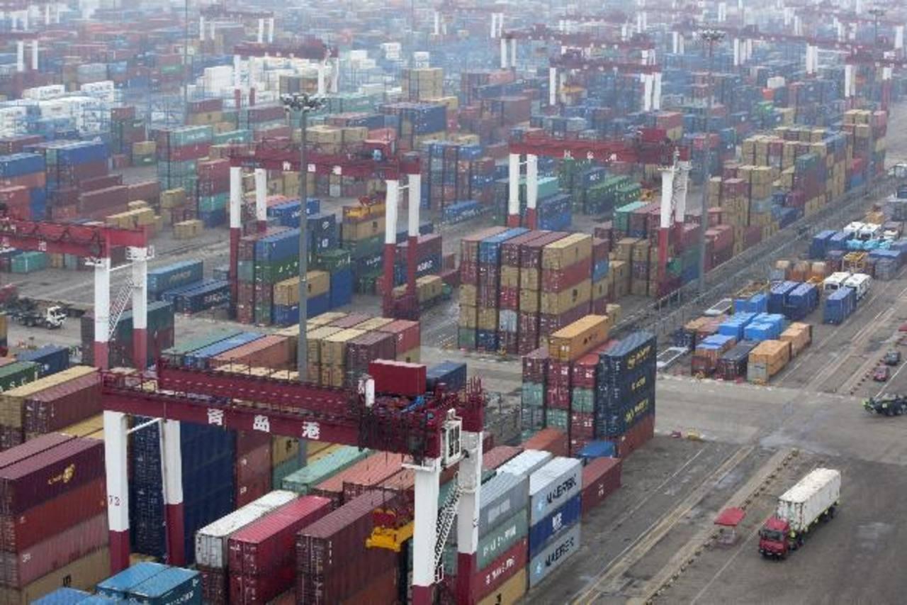 Actualmente China es el segundo socio comercial de Latinoamérica y la segunda fuente de inversión extranjera. foto edh /