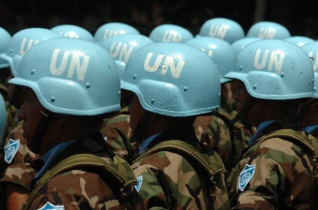 Militares de El Salvador contribuyen en actividades de paz en el Líbano