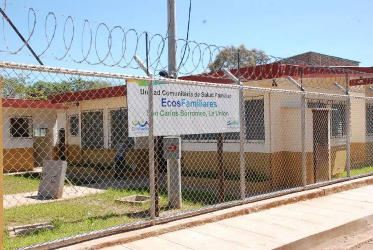 La Unidad de Salud fue edificada a un costo aproximado de 250 mil dólares, pero no tienen agua potable.