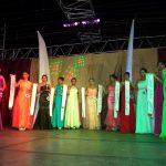 Fueron 11 señoritas las que compitieron por el reinado de las celebraciones que se realizan en honor a San José Patriarca y La Sagrada Familia. FOTOS EDH/ ROBERTO DÍAZ ZAMBRANO