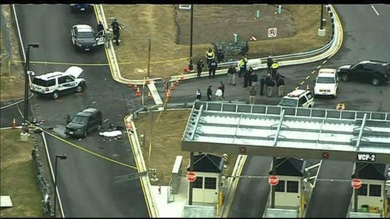 Un muerto deja tiroteo en acceso de agencia de seguridad de EE.UU.