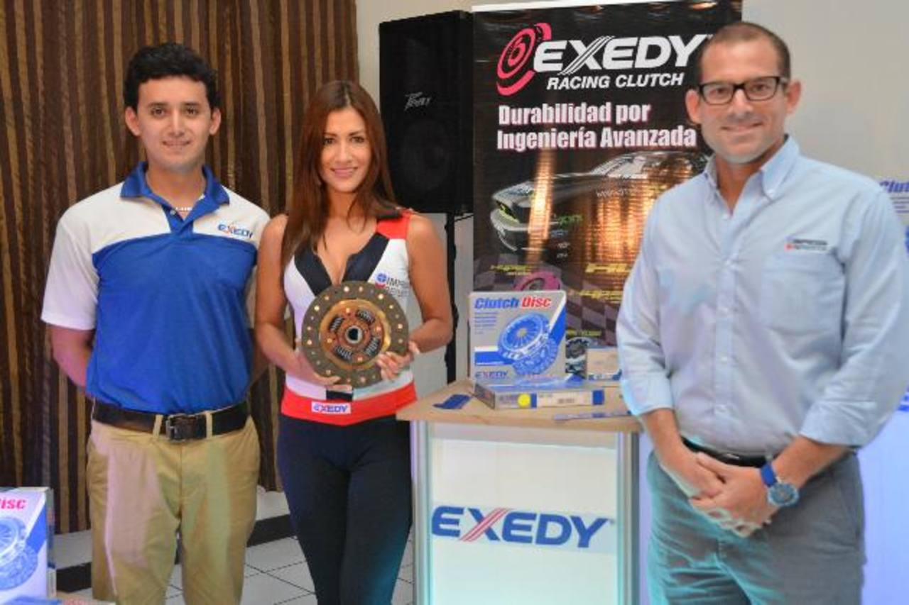 Exedy es una de las principales marcas en embragues para vehículos ligeros y de transporte.