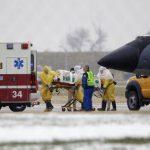 Diez estadounidenses regresan a su país para ser tratados por posible contagio de ébola