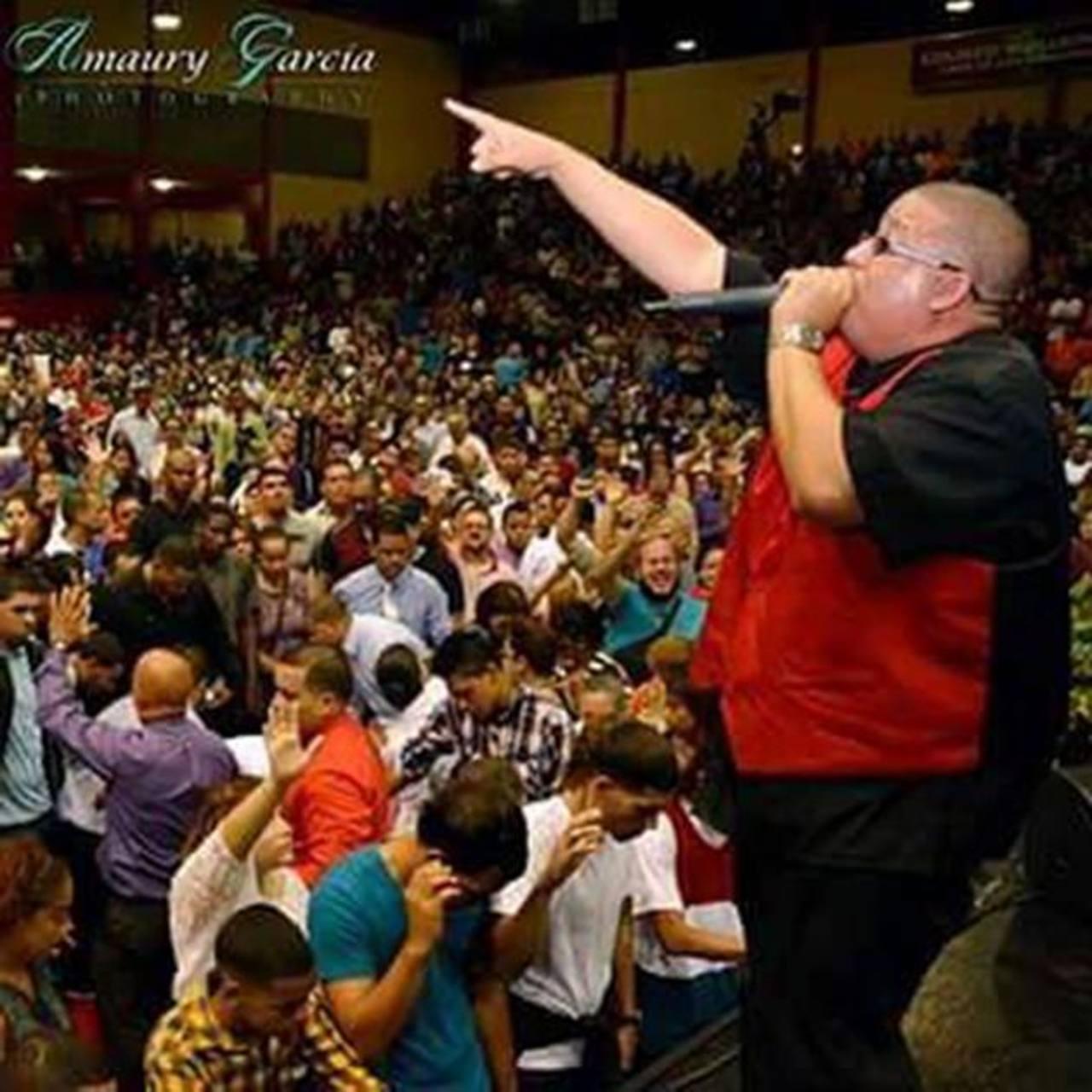 El exreguetonero ofrecerá su testimonio y cantará nuevas melodías enfocadas en su conversión al cristianismo. Foto EDH / cortesía