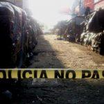 Ana Maria del Carmen Alfaro, de 44 años, fue asesinada esta mañana en el mercado de Apopa