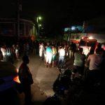 Cinco personas fueron asesinadas en ataque al interior de cantina. /
