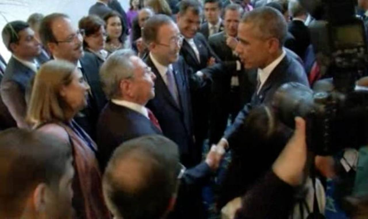 """Obama: EE.UU. """"no será prisionero del pasado"""" con Cuba ni con la región"""