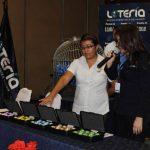 El sorteo se llevó a cabo en el Holiday Inn, nuevamente otorgando grandes premios para los participantes del evento.
