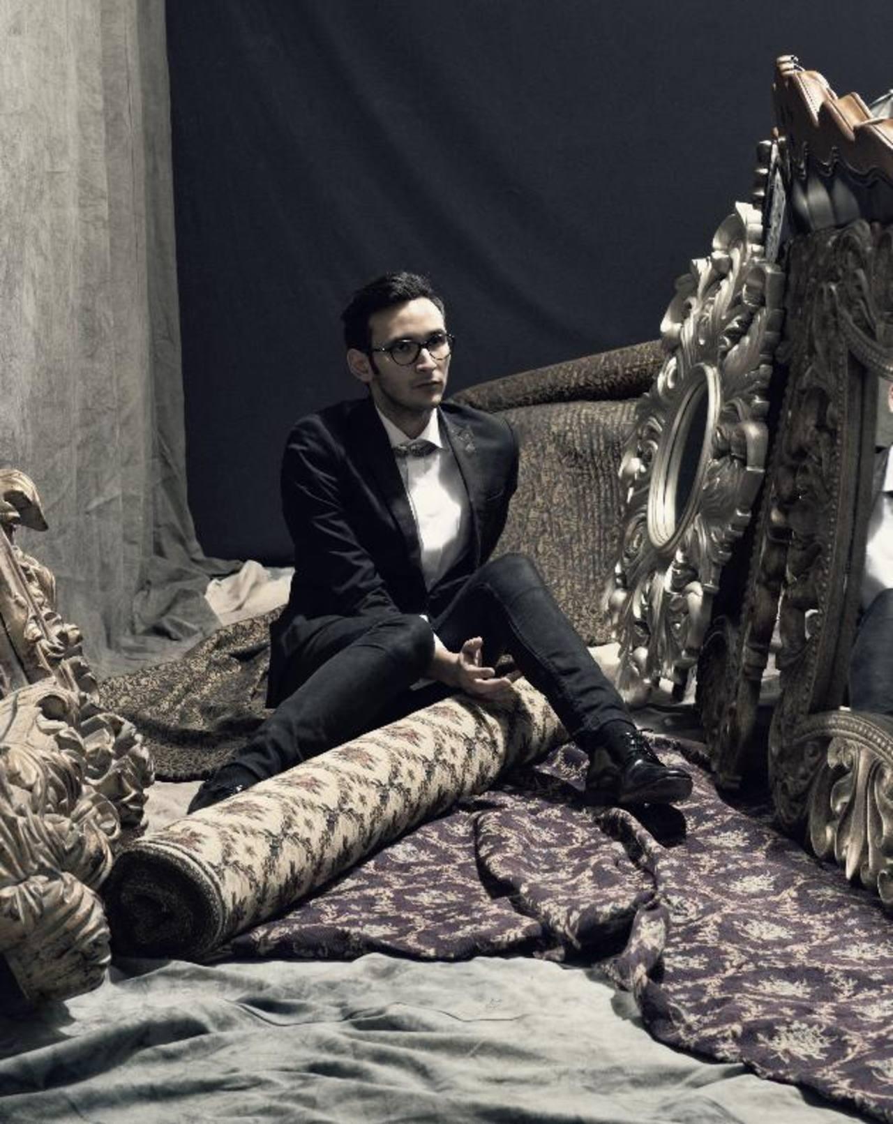 Zugarramurdi será la colección que presentará Edgar Navarro. /Foto: Manny Rionda.