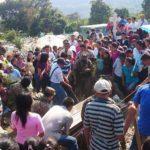 Fotos: Entierran a miembro del Batallón Presidencial asesinado en Panchimalco