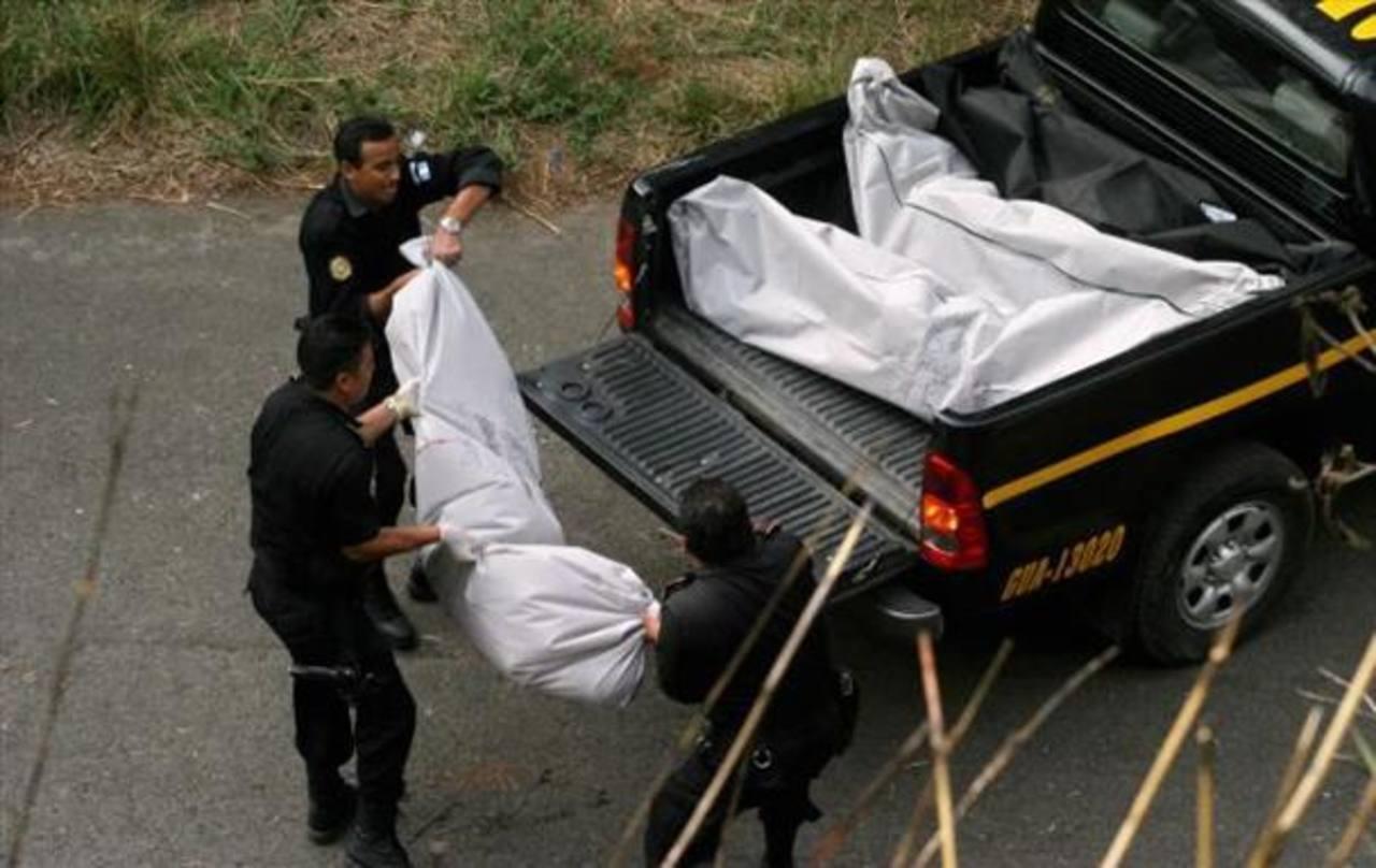 Asesinan a tres salvadoreños en Guatemala