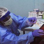 Esta es la segunda fase de la prueba de dos vacunas para determinar si son efectivas. foto EDH