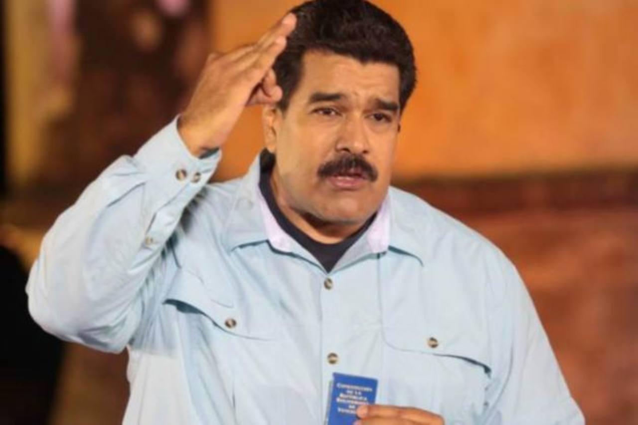El gobernante chavista, Nicolás Maduro, asistirá a la Cumbre. Foto EDH / internet