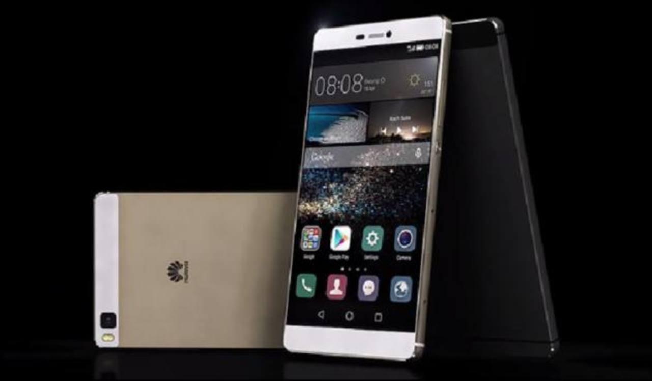 Con el P8, Huawei compite contra Samsung y Apple